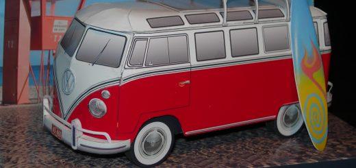 VW BUS DE LUXE (Samba Bus) 1