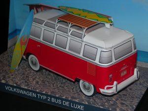 VW BUS DE LUXE (Samba Bus) 2
