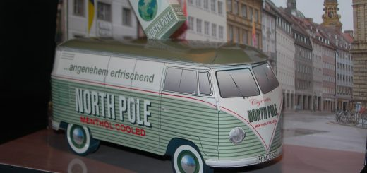 Vw North Pole - Papercrafts.it
