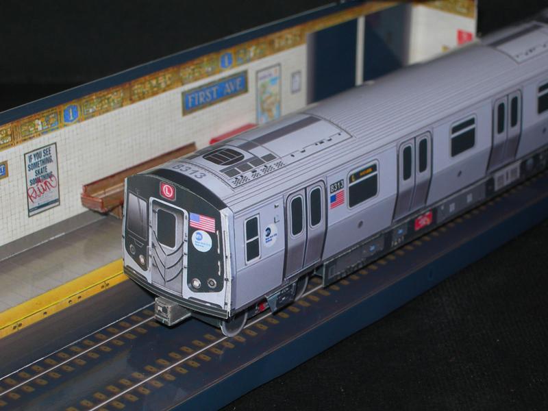 Essay on metro train