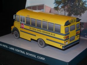 Thomas Vista School Bus