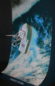 Andrea Gail - Perfect Storm - Papercrafts.it