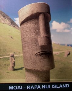 Moai - Rapa Nui Island - Papercrafts.it