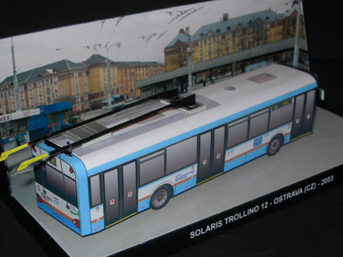 Solaris Trollino 12 - Papercrafts.it
