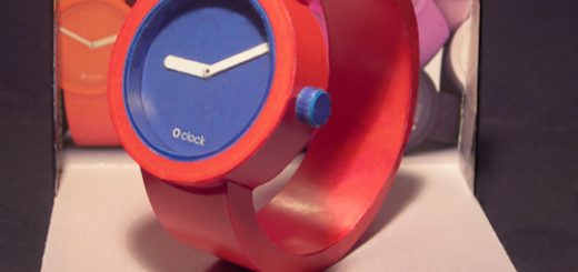O clock watch - Papercrafts.it