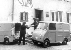 Goggomobil Kleintransporter real