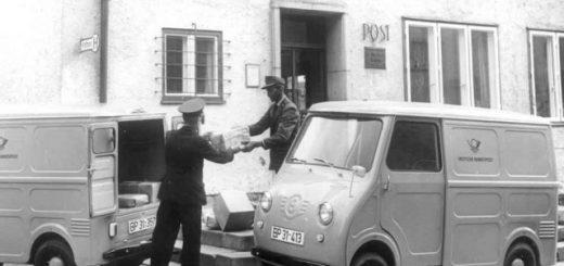 Goggomobil Kleintransporter real