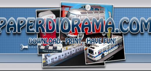 paperdiorama.com