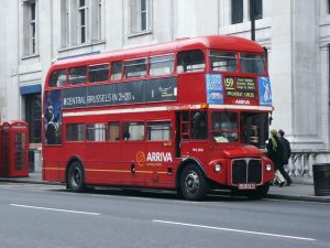 Routemaster RML2538 on route 159