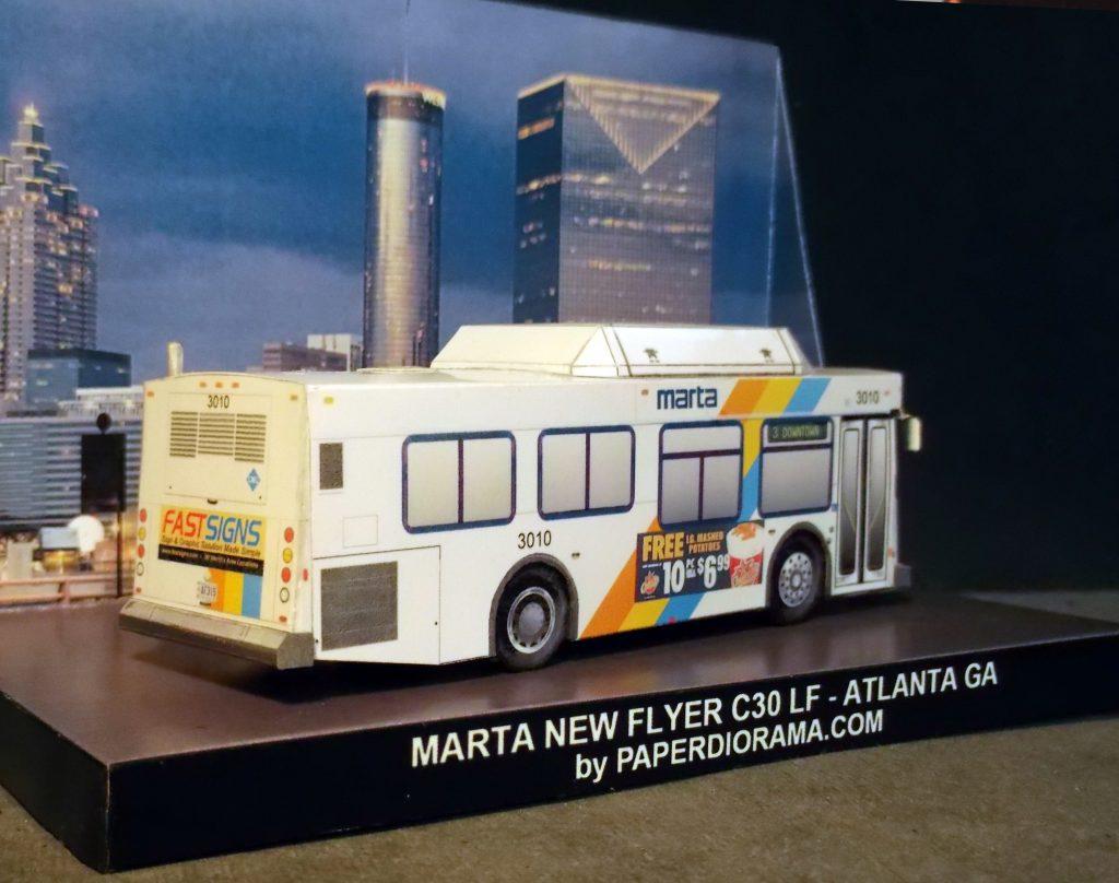 New Flyer C30 - MARTA