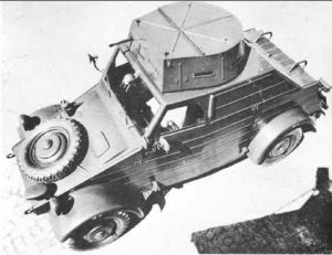 vw typ 82_3 Scout car