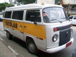 VW T2 Schoolbus Foto2