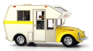 VW Minihome foto4_Resin model by AutoCult