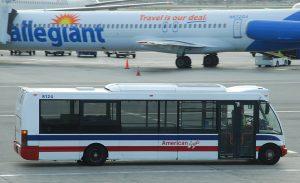 Nabi 30 Airport Shuttle Bus