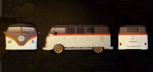 VW Porsche foto1_VW T1 race taxi papermodel