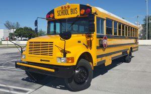 Schoolbus real foto2