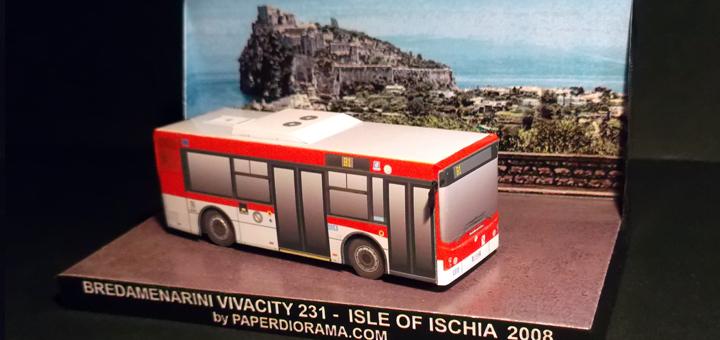 Breda Menarini Bus vivacity 231 c