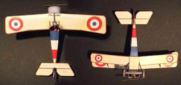 Nieuport 11 foto1