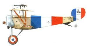 Nieuport 11 foto2