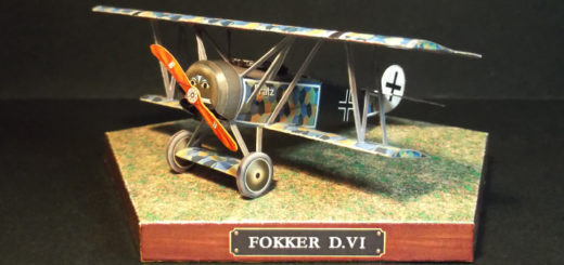 Fokker D VI_720x340