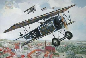 Fokker D VI_foto3_Roden 1_32 box art