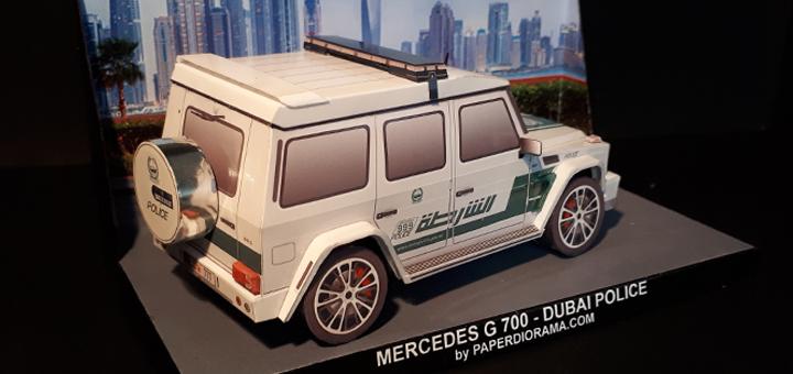 MB G700 Dubai Police foto1_720x340