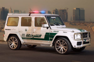 MB G700 Dubai Police foto3_The original