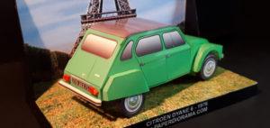 Dyane foto1_paper model