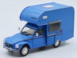 1978 - Acadiane Camping-car Laverda